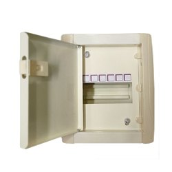 MCB Box 6 Way Double Door Boxer