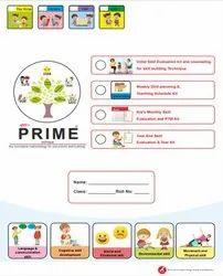 Academic Kit For Preschool Skill Building, Prime Methodology