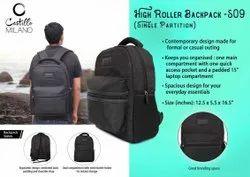 S09 High Roller Backpack (single Partition)