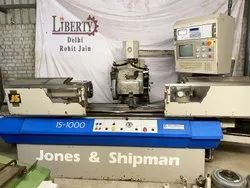 Jones & Shipman CNC Cylindrical Grinder