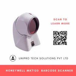 Honeywell Mk7120 Scanners