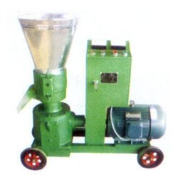 Pellet Press with Electric Motor