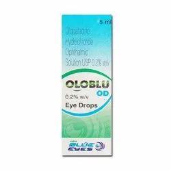 Oloblu OD 0.2 % (Olopatadine Hydrochloride Eye Drops)