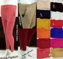 Rishabh Collecton Plain Cotton Potli Pants