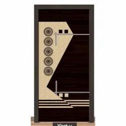 Digital Printed Wooden Laminated Door