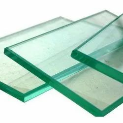 Transparent 12mm Toughened Glass, For Furniture,Partition, Shape: Flat
