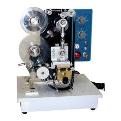 Motorized Batch Printing Machine