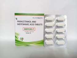 Mefcas P Tablets