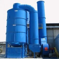 Dry Scrubber, For Pharmaceutical Industry