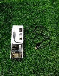 Black SPN D5 Metal Cable