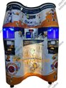 World''s 1st Fully Automatic Robotic ATM Panipuri Machine