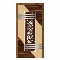 Wooden Hotel Door