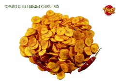 Taste India 810 Tomato Chilli Banana Chips, Packaging Type: Packet, Packaging Size: 1 Kg