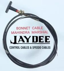 Jaydee Iron And Pvc Automotive Control Cables for Automobile