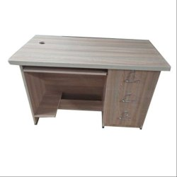 Wooden Executive Computer Table