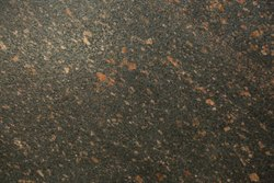 Polished Tan Brown Lapotra Granite Slab, Flooring, Thickness: 15 mm