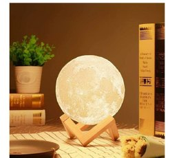 Decorative Moon Lamp