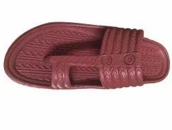 Shae Borwon Casual Wear Ladies Kolhapuri Slipper, Size: 9