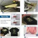 PROFLEX Korean Quality Custom PU Heat Transfer Film Printing Vinyl Heat Transfer Vinyl Roll