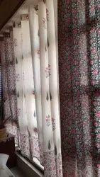 Hand Block Printed Curtains