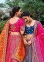 Tathastu 4601 Series Silk Embroidered Bridal Lehenga Choli Catalog