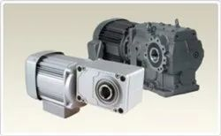 Geared Motors Right angle shaft type