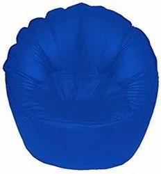 Blue Muddha Bean Bag