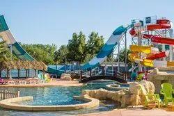 Swimming Pools Water Slides