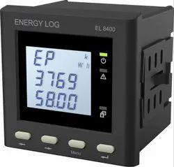 Three Power Energy Meter, Model Name/Number: EL-8400, 5-30 V