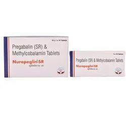 Pregabalin and Methylcobalamin tablet