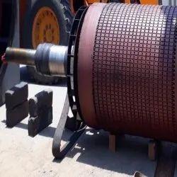 Onsite Motor Shaft Repair and Grinding, Electric Motor Shaft