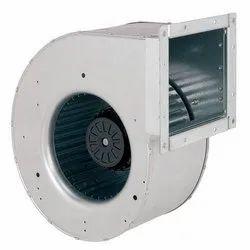 Mild Steel AC Blower Fans