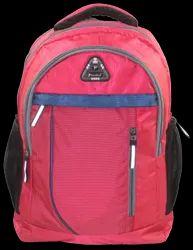 Nylon Plain Designer College Bag, For Casual Backpack