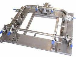 Carbon Steel Robotic Welding Fixtures