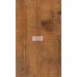 Vipul Brown HV-206 Vinyl Flooring, Thickness: 2 Mm