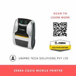 Zebra ZQ310 Mobile Label and Receipt Printer