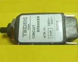 2 A NTR 11 Motor Protection Circuit Breaker
