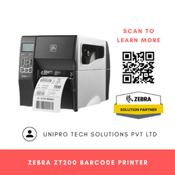 Zebra ZT220 Thermal Barcode Printer