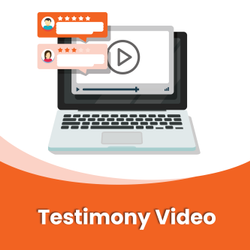 Depends On Client Demand Testimonial Videos Service, Pan India