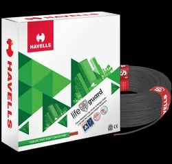 Havells 4 Sq.mm Life Line FR House Electrical Wire, 90m