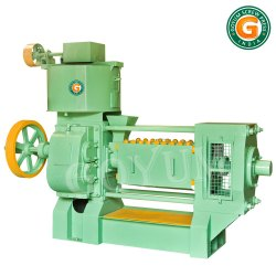 Automatic Screw Type Oil Press Machine