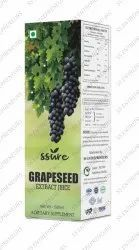 Ssure Grape Seed Extract Juice
