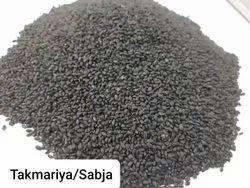 Natural Sabja Tukmaria Basil Seed, Packaging Type: Plastic Bori, Packaging Size: 30 Kg