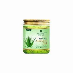 Pure Aloe Vera Skin/Hair Gel With Vitamin E & Natural Emollients (Paraben Free), 200g