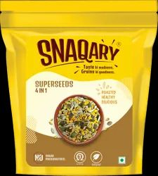 Superseeds 4 in 1 For Ready To Eat, Packaging Size: 15 Inch X 5 Inch X 23 Inch