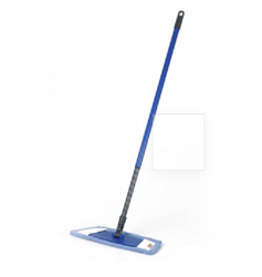 Microfiber cotton dry mop