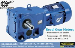 UNICASE Bevel Gear Motors