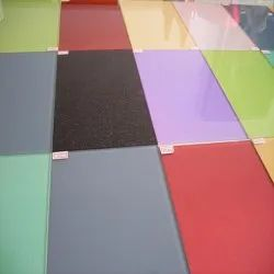 Back Painted Glass, Thickness: 6 Mm