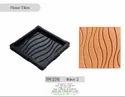 Floor Tiles Wave Mould