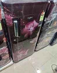 3 Star PRINTED Whirlpool Refrigerator 180 ltr, Single Door